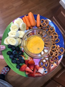 Snack plate!